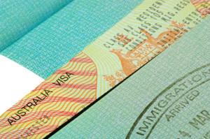Visa Label Image